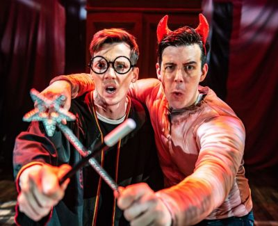 Potted Potter gives an un-expecto performance to muggles