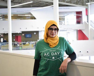 AC Day 1 kicks off a new semester