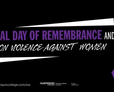 National day of mourning to be commemorated at Algonquin Wednesday