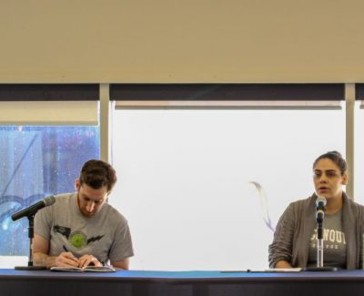 VP debate highlights student inclusion, issues within AC community