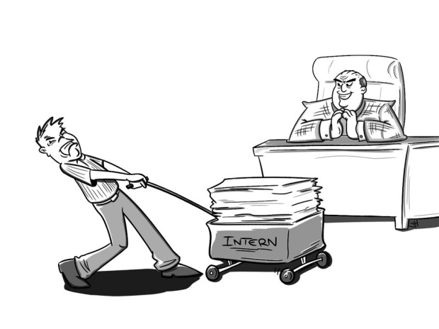 Jerred Harrison Cartoon