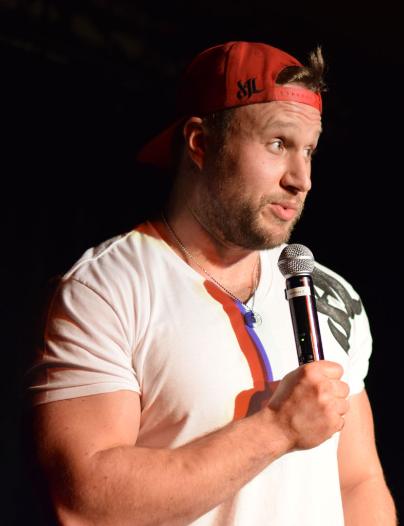 Motivational speaker and competitive eater Furious Pete spoke to a crowd of 130 at the Observatory on Jan. 20 about overcoming adversity and what it takes to succeed in the world of competitive eating.