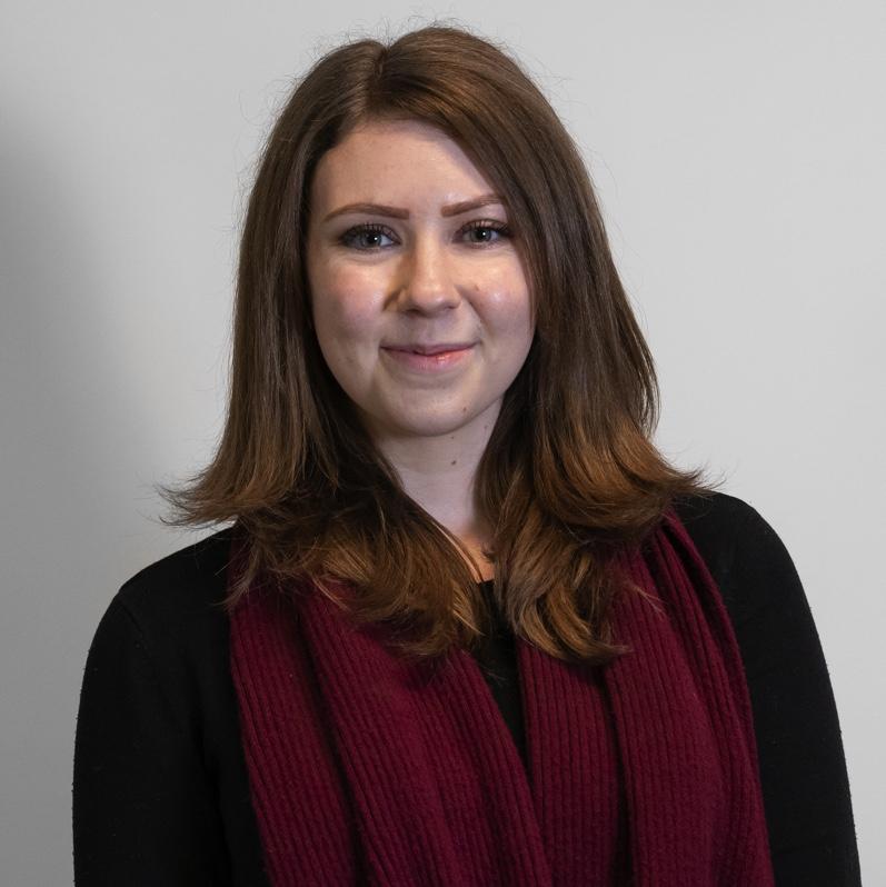 Emily Ferguson, Algonquin Students' Association president.