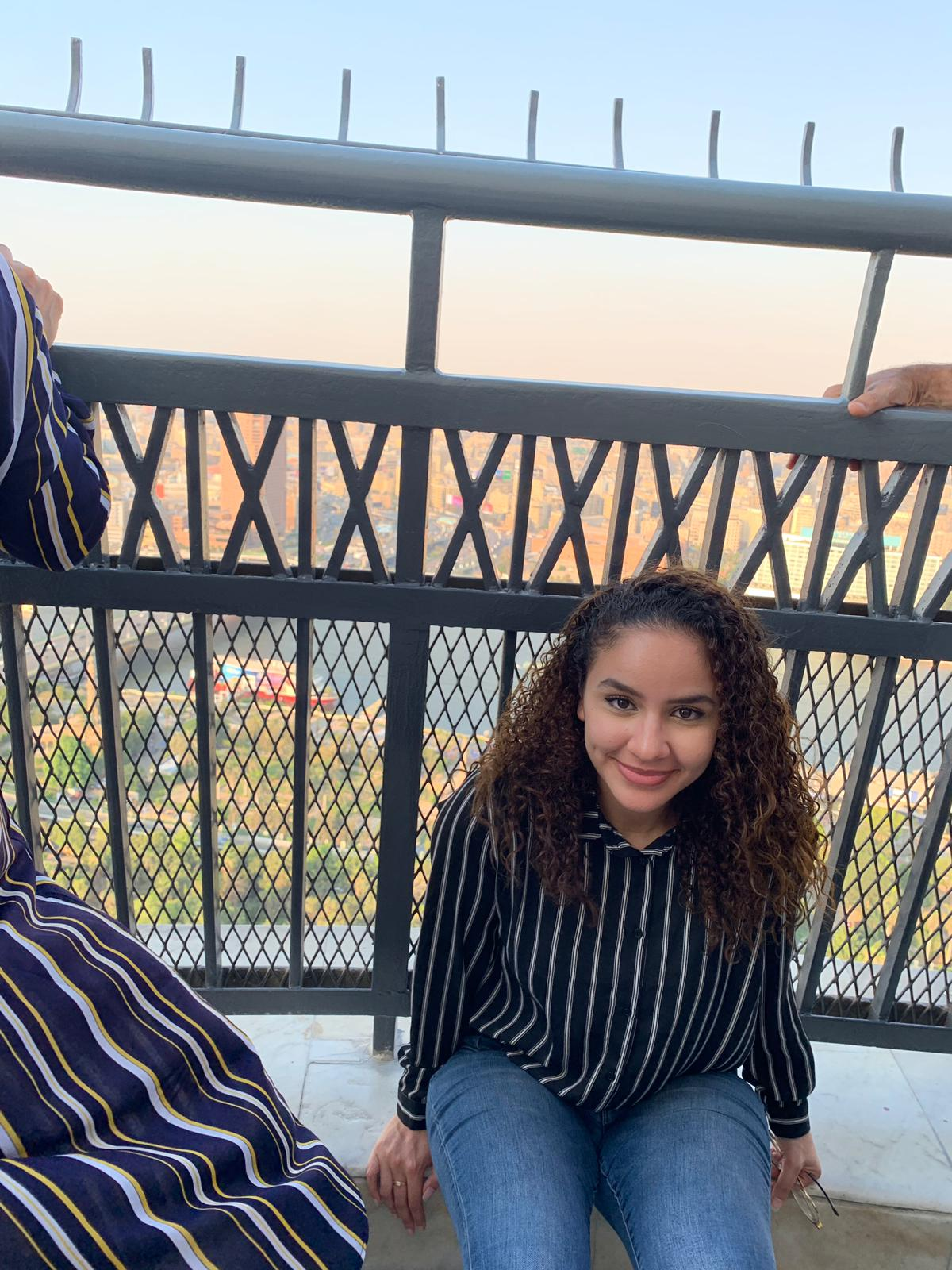 Grace Grant is in her second year of the collaborative Bachelor of Science in Nursing program and a club leader for Algonquin's BIPOC club.