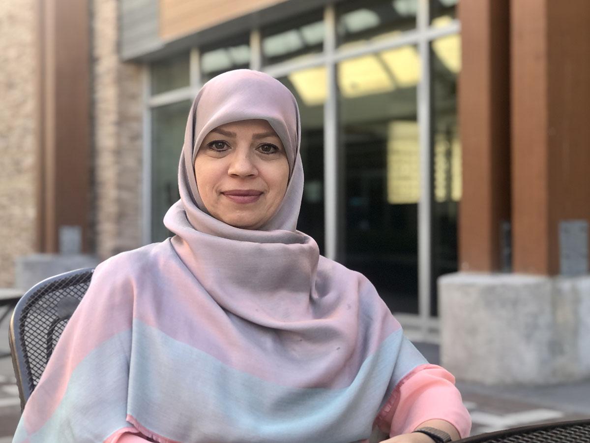 Fereshteh Zomorodian shares her story.