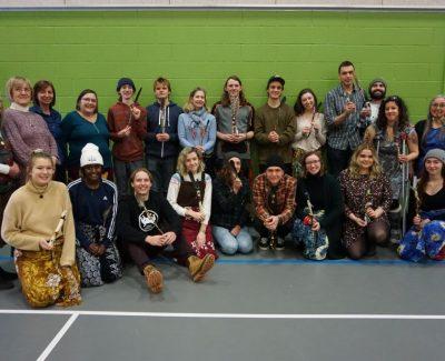 Pembroke's Indigenous celebration event  introduces Talking Sticks and Talking Circles