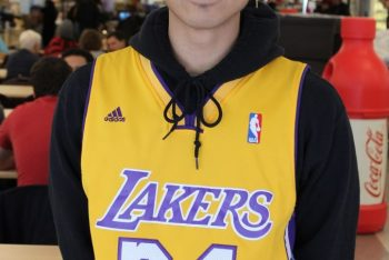 Algonquin College students honour Kobe Bryant