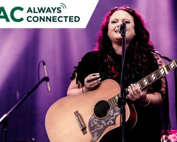Country music star performs  Zoom event for Algonquin College