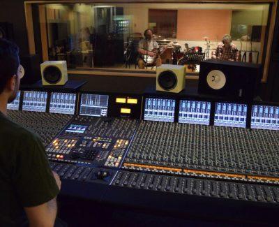 John Carroll live at Algonquin recording studio
