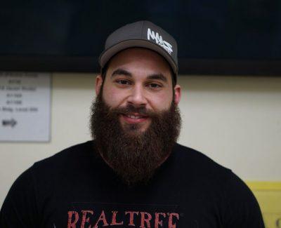 Beards are still a trend