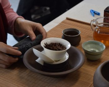 Chinese cultural club invites all students to tea