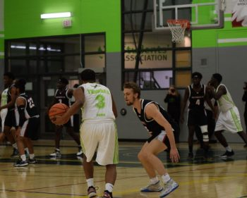 Thunder men's basketball squad stung by Seneca's hot win