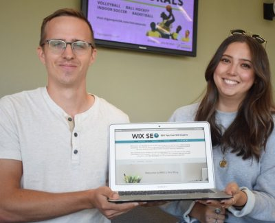 Grad and his SEO employer are competing for a $25,000 prize