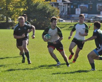 Men's Rugby Drops the Ball