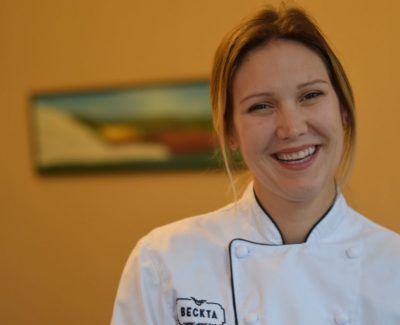 Algonquin grad makes her mark on culinary scene