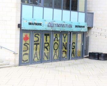 Ottawa's Anti-lock down Protest