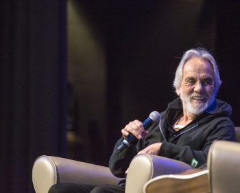 Algonquin spends an evening with Tommy Chong