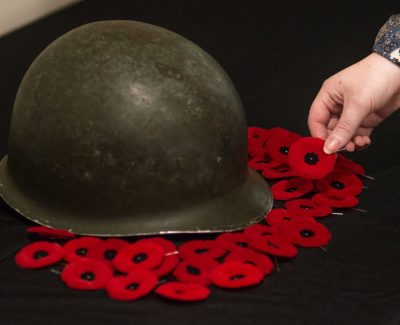 Honouring Remembrance Day 2016