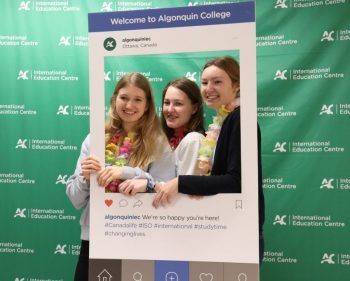 Orientation event for international students wraps up welcome activities
