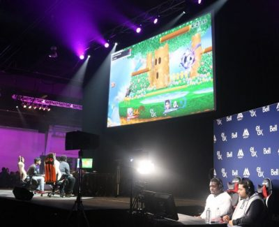 Gamers playing with their health to boost energy, focus