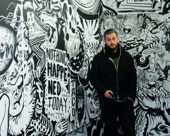 PDA Projects artist tells story