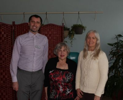 Sharing faith in Spiritual Centre brings beliefs together