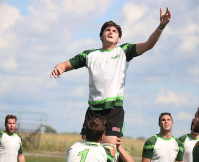 Men's rugby drops two in a row