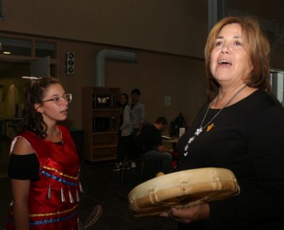 Mamidowsewin Centre supports Moose Hide campaign