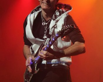 The life and times of Steve Vai