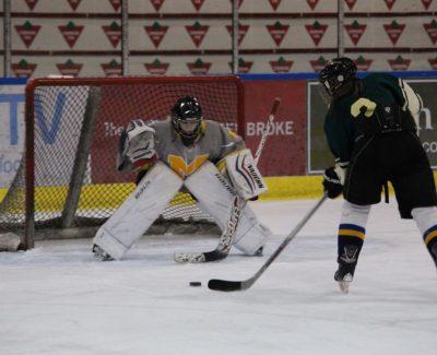 Algonquin hosts teacher vs. student hockey games part of Pembroke's Winterfest