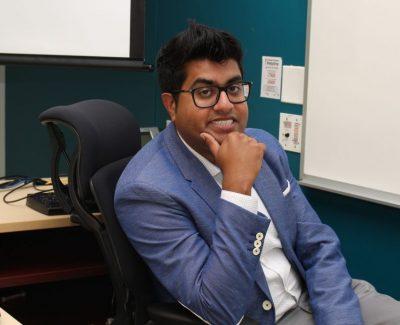 Algonquin graduate finds niche in branding, returns to teach part-time