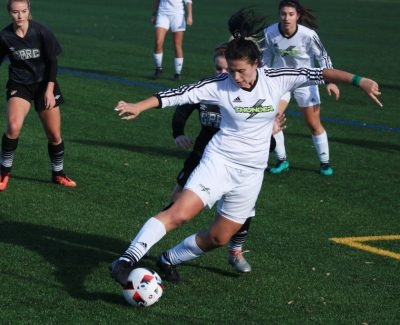 Algonquin women's soccer team finishes fifth in CCAA