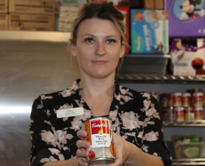 Food Cupboard demand sees major jump; international students largest users