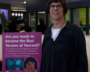 Students embark on spiritual journey with psychic fair