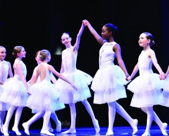 Five-year-old dancer dreams big at Dance Roots showcase