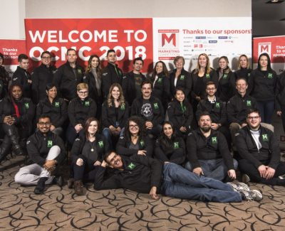 New record for the college at Ontario Colleges' Marketing Competition