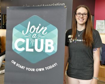 Clubsfest shows off unique communities, new and old