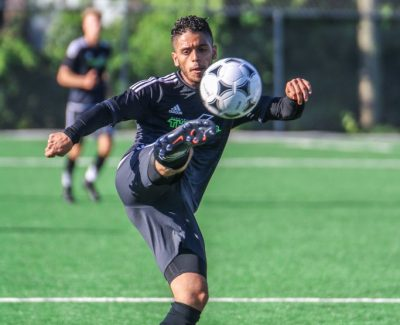 Men's Thunder opens season with back-to-back victories