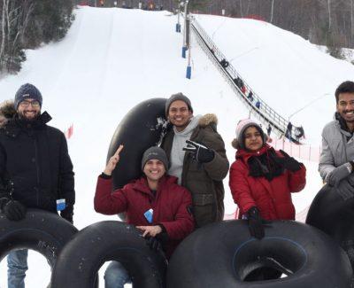January tubing event celebrates Canadian winter