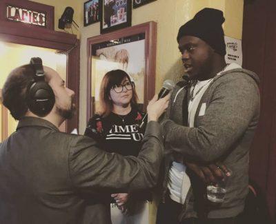 Algonquin grad finds success in broadcasting
