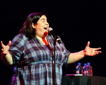 On being fat, funny and fabulous: An interview with Debra DiGiovanni