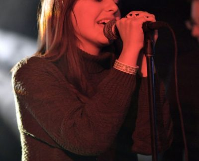 Live karaoke raises the roof