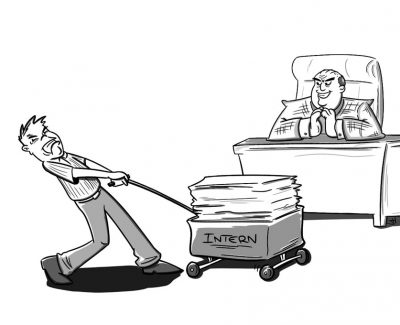 Editorial: Overworked and Unpaid