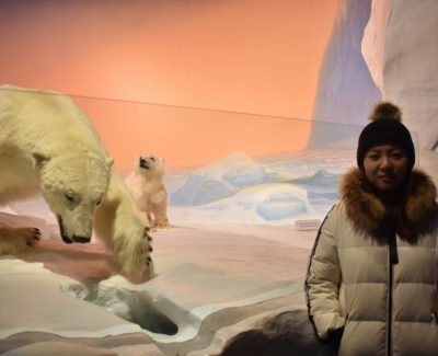 Algonquin students experience wild life at Canadian Museum of Nature