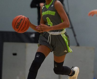 Young basketball star continues to shine on the court and beyond