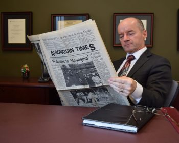 Algonquin Times' dirty thirty