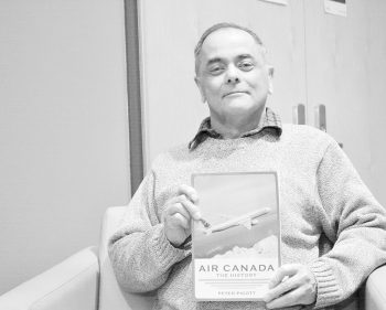 Aviation author's lessons fly high