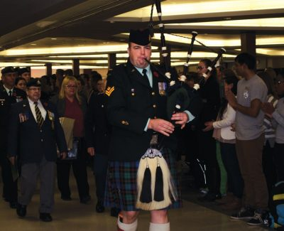 Honouring lives of all soldiers lost