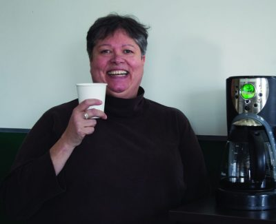 Cup of anxiety relief served up at Chill Cafe