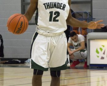 Men's Thunder fall short of late comeback